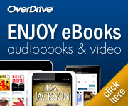 Find e-books, e-audiobooks, and e-magazines